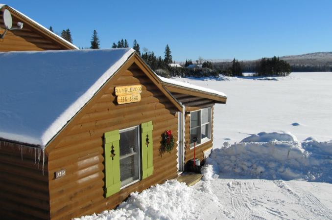 winter cabin 10-28