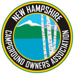 New Hampshire Campground owner's association logo